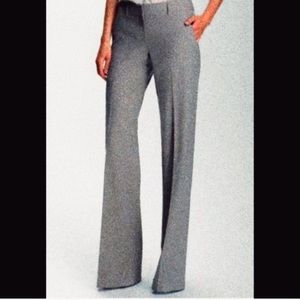 Theory Emery Tweed Trousers excellent size 6 x 31L